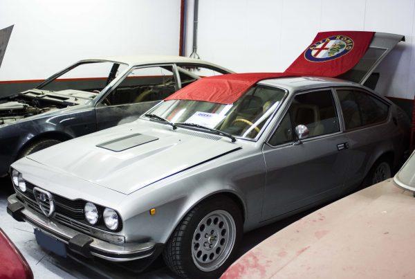 ALFA ROMEO ALFETTA GTV 1977