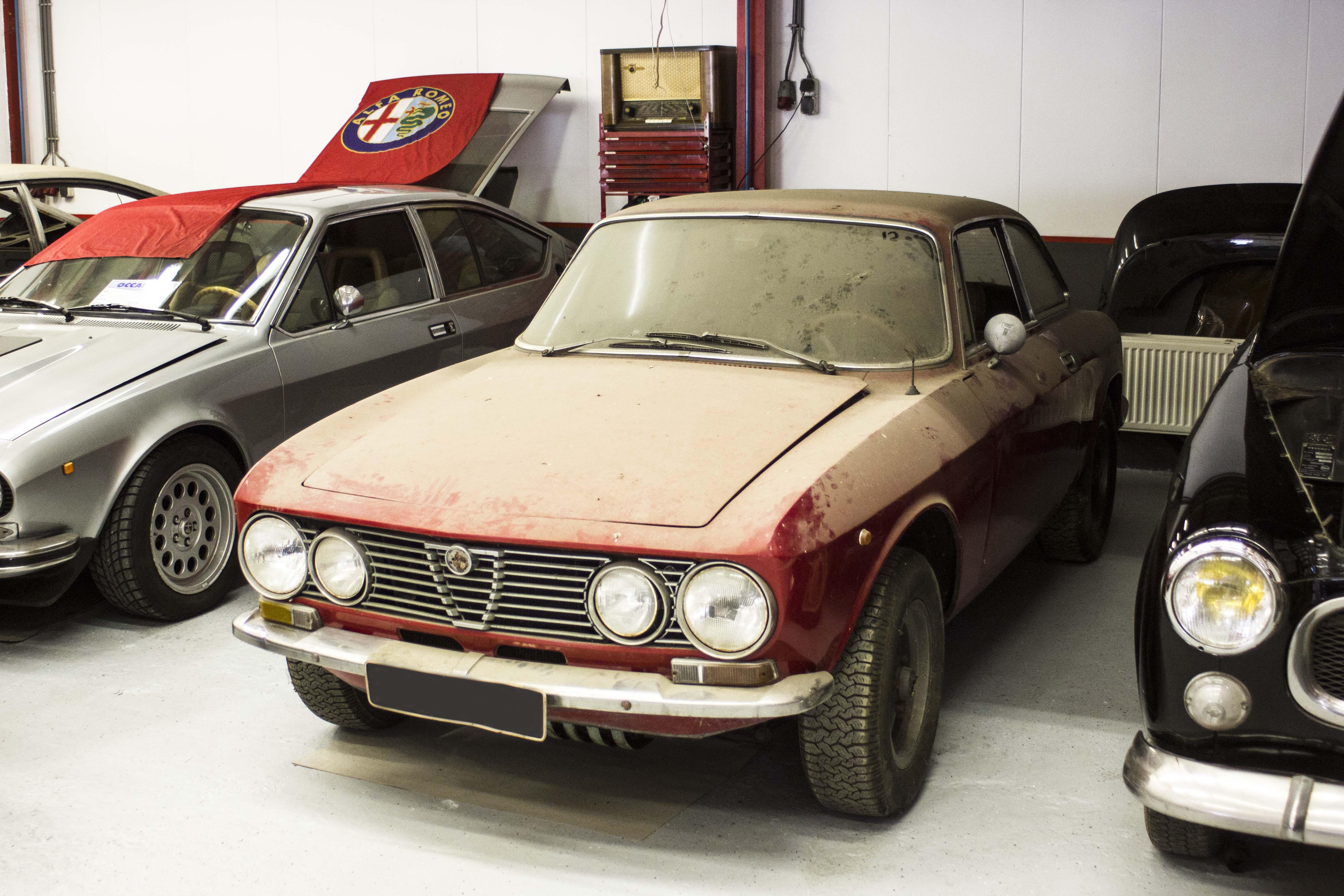 ALFA ROMEO GT 1300 JUNIOR 1974